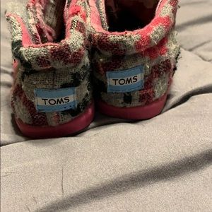 Toms Shoes - Toms toddler boots
